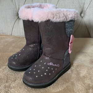 Twinkle toes by Skechers boots
